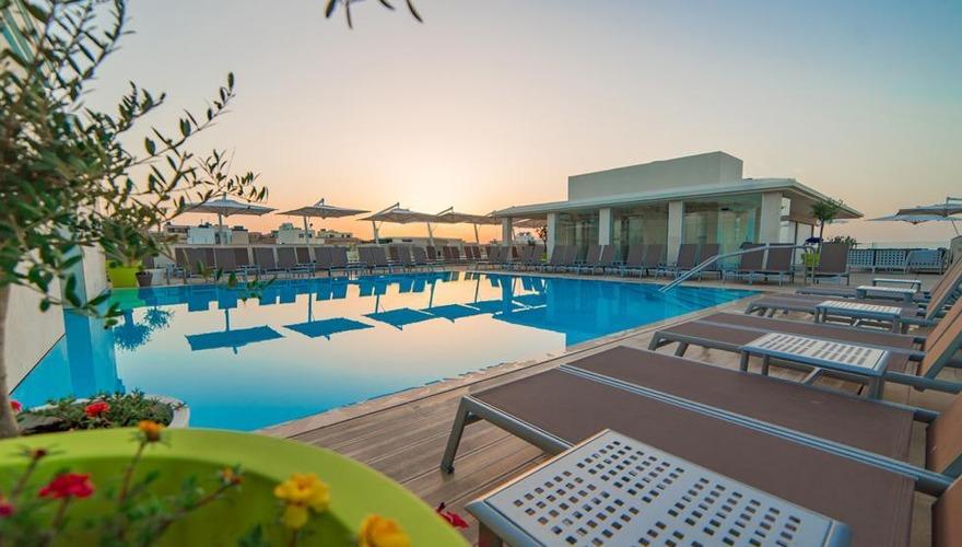 5856a2a2 Malta › Mellieha. Kliknij aby aktywować mapę. Hotel Maritim ...
