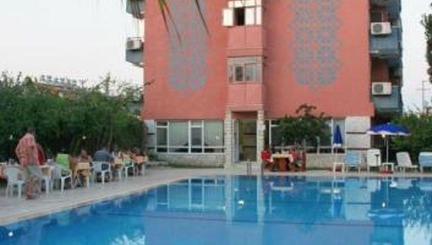 Melis Hotel Side