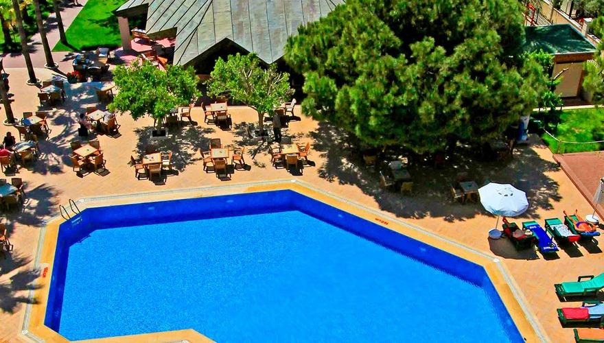 Nerton Hotel Side