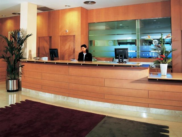 hotel nh maquinista barcelona: