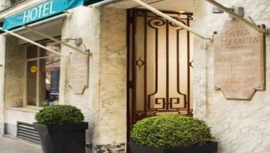 Paris est lafayette w pary u ile de france francja for Hotel design est france
