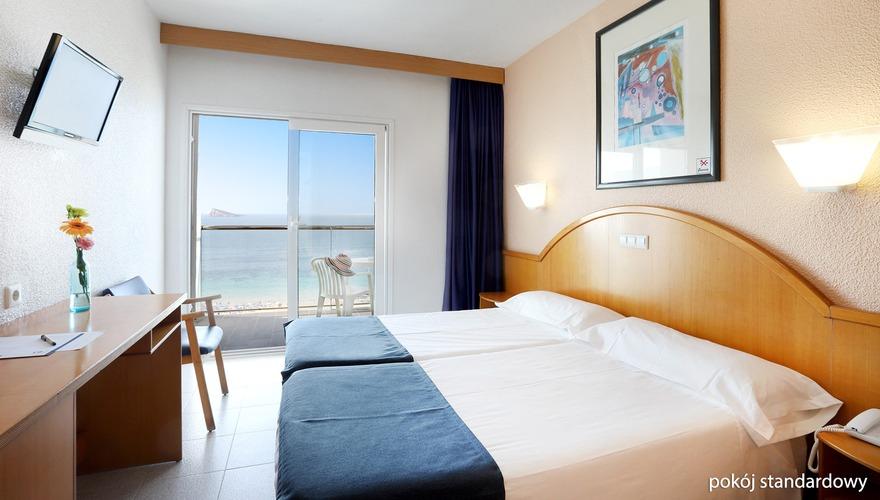 Poseidon playaw benidorm costa blanca hiszpania for Hotel poseidon benidorm