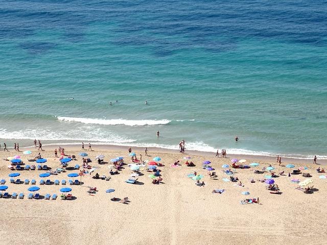 Hotel poseidon playa w benidorm costa blanca hiszpania for Hotel poseidon playa