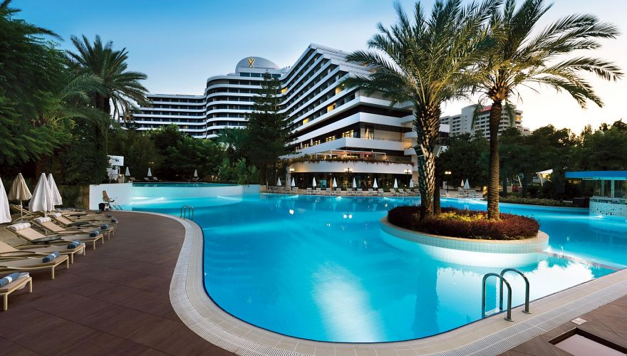 Rixos Downtown Antalya Hotel All Inclusive