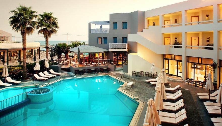 Kreta Hotel Sentido Pearl Beach