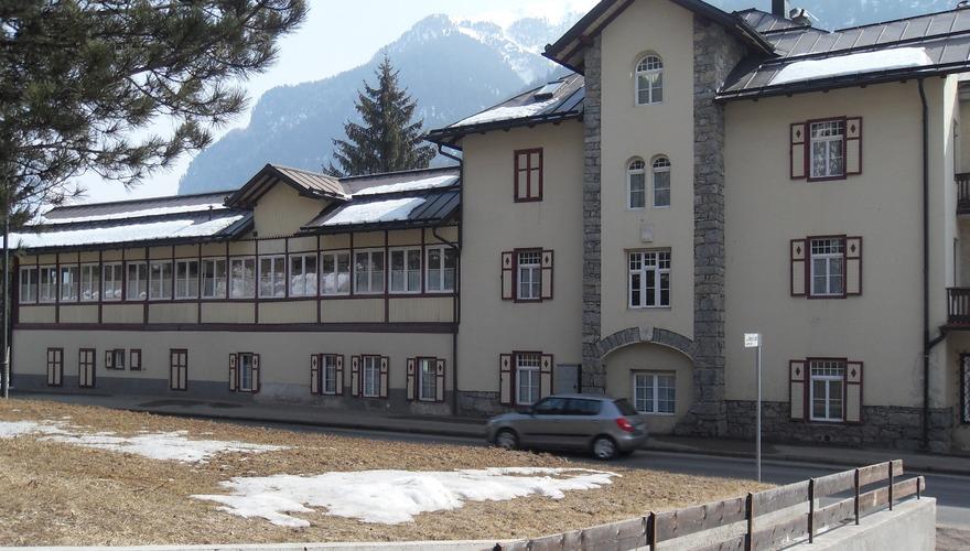Soggiorno Dolomiti w Campestrin, Val di Fassa (Włochy)