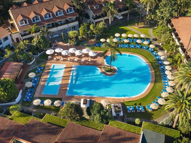 Hotel sol parque san antonio w puerto de la cruz teneryfa hiszpania - Sol parque san antonio puerto de la cruz ...