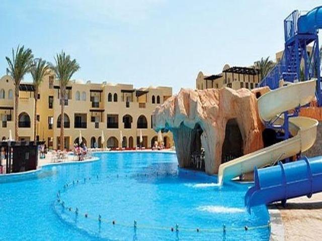 Hotel Stella Makadi Garden w Hurghadzie (Egipt)