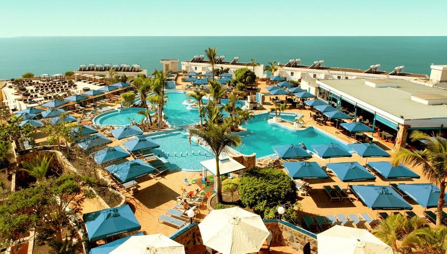 Sunconnect servatur puerto azul w puerto rico gran canaria hiszpania - Servatur puerto azul hotel ...