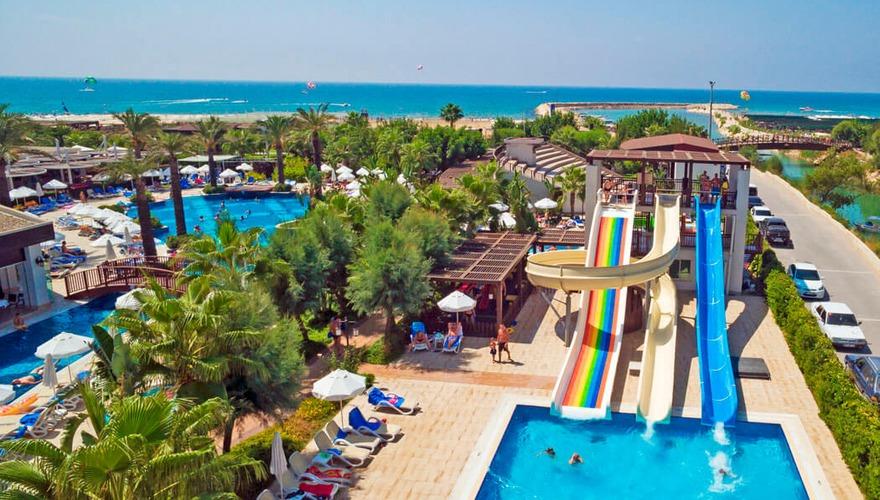 Sunis Evren Beach Hotel