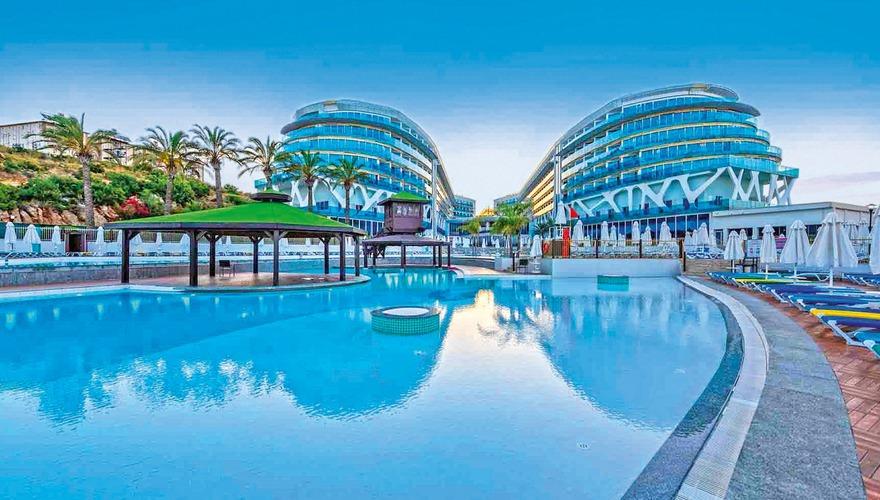 Vikingen Infinity Resort Amp Spa W Okurcalar Riwiera