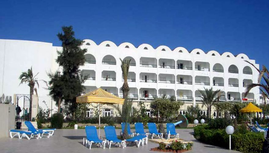 Hotel Houda Golf And Beach Club