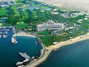 Ja Jebel Ali Beach w Dubaju