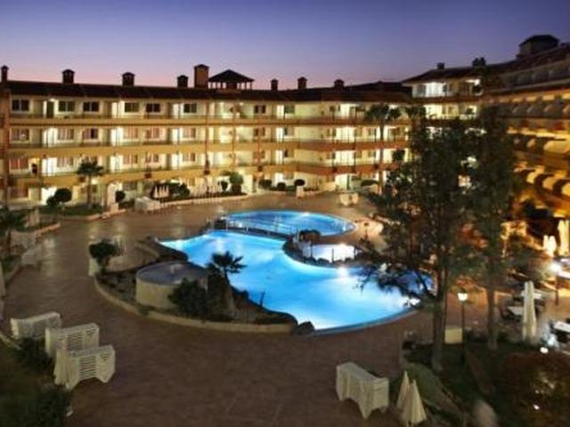Hotel jardin caleta w costa adeje teneryfa hiszpania for Caleta jardin tenerife