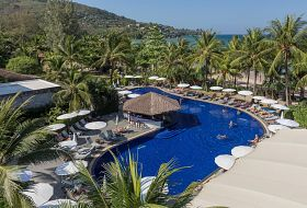 Hotel Kamala Beach Resort