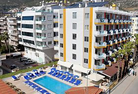 Hotel Kleopatra Inn