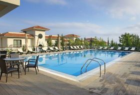Hotel Korineum Golf & Beach Resort