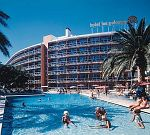 Hotel Las Palomas w Torremolinos