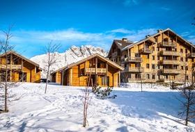 Apartamenty Le Hameau du Puy