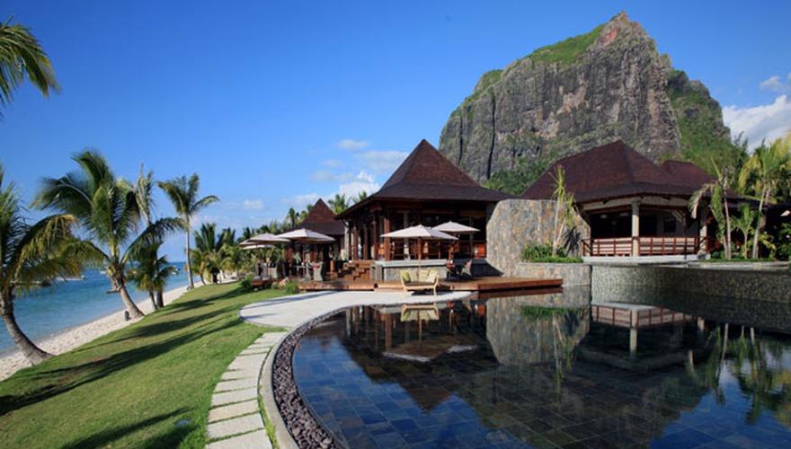Les pavillons w le morne mauritius