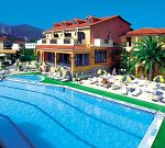 Hotel Letsos w Alikanas