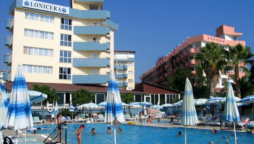 Hotel Lonicera World - Incekum