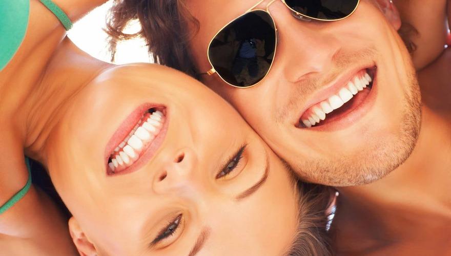 Lutania Beach W Kolymbia  Rodos  Grecja