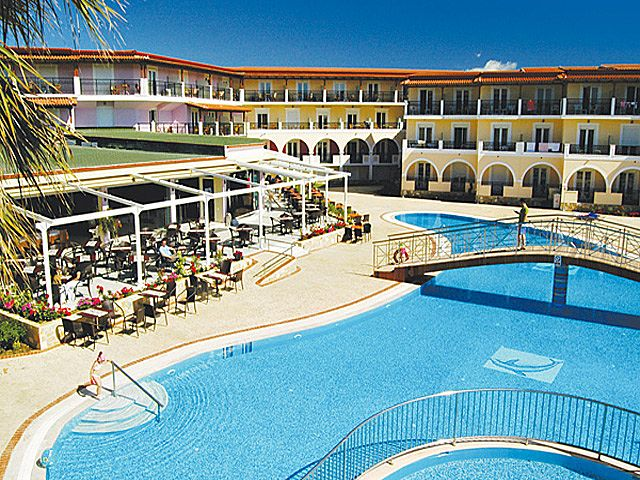 Hotel Majestic Spa In Laganas