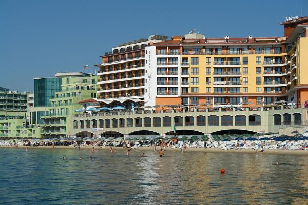 Hotel Mirage Of Nessebar