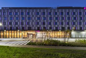 Hotel Moxy Katowice Airport
