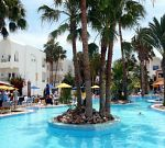 Hotel Nesrine w Hammamecie
