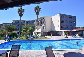 Hotel Ocean Heights View