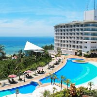 Hotel Okinawa Kariyusi Beach Resort Ocean Spa