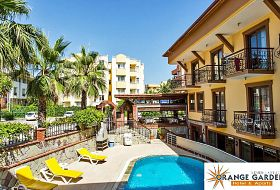 Aparthotel Orange Garden