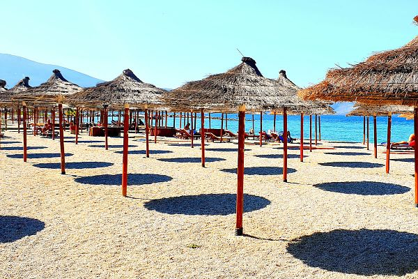Hotel Orikum Beach Apartments