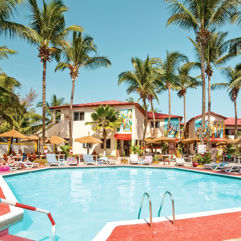 Hotel Palm Beach (Kotu)