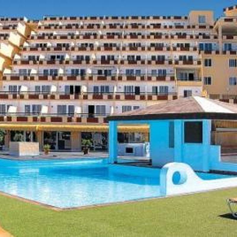 Hotel Palm Garden