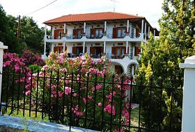 Hotel Pantheon Thasos