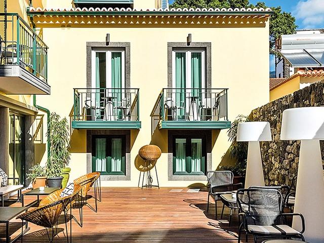 hotel paris hotel le mediterraneen w funchal madera portugalia. Black Bedroom Furniture Sets. Home Design Ideas
