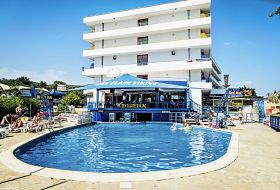 Hotel Party Hotel Golden Sands