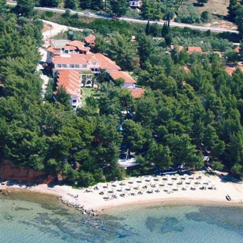 Hotel Porfi Beach