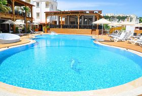 Hotel Poseidon Suites