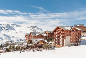 Aparthotel Premium Les Alpages de Reberty