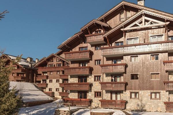 Hotel Premium Residence Les Fermes De Meribel