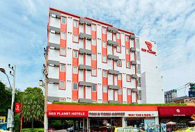 Hotel Red Planet Pattaya