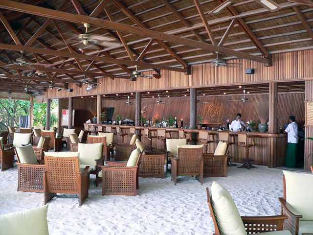 Hotel Reethi Beach Resort - drink bar