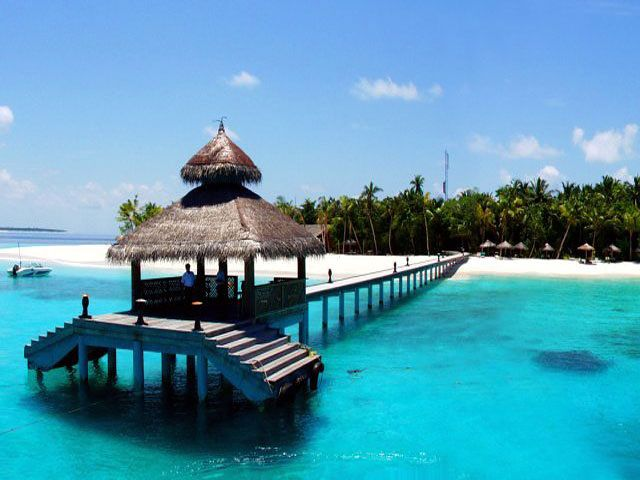 Hotel Reethi Beach Resort - Malediwy