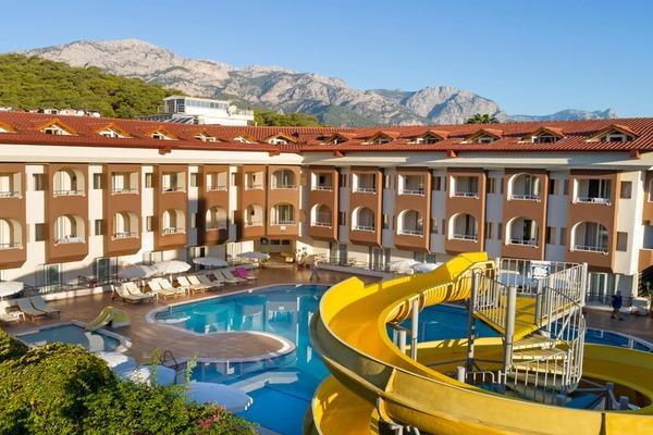 Hotel Residence Rivero