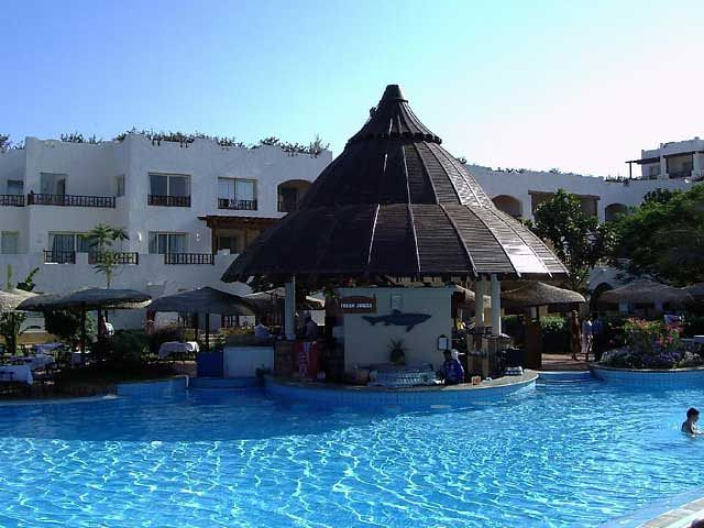 Basen hotelu Hotel Royal Grand Sharm