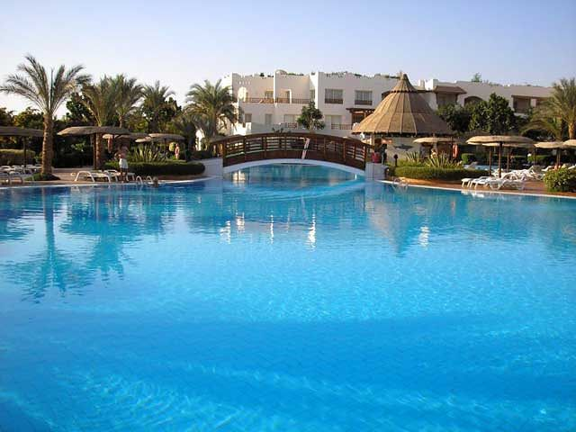 Hotel Royal Grand Sharm - basen